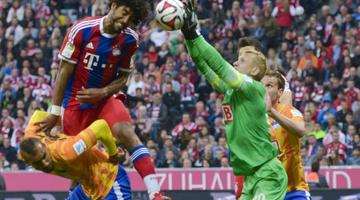 Dárdai Herthája 80 percig bírta a Bayern ellen