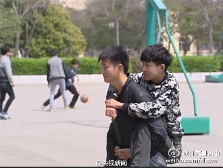 Forrás: Weibo
