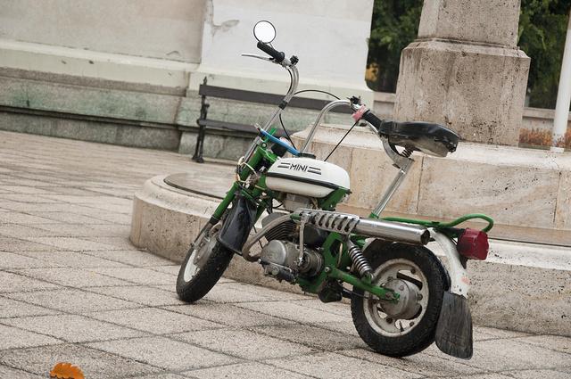 Most mondja azt valaki, hogy egy Yamaha Chappy jobban néz ki
