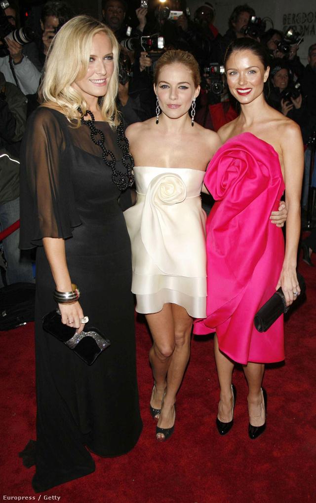 2006-ban Sienna Miller volt a házigazdája a Bergdorf Goodmanben tartott kétéves születésnapnak