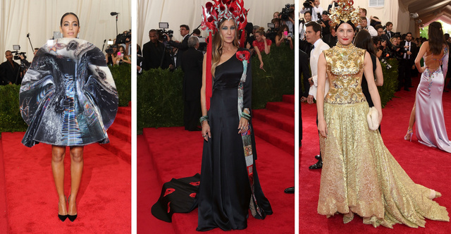 Egyik legnagyobb kedvencünk Solange Knowles volt a Met-gálán, de Sarah Jessica Parker és Tabitha Simmons bátorságát is díjazzuk.