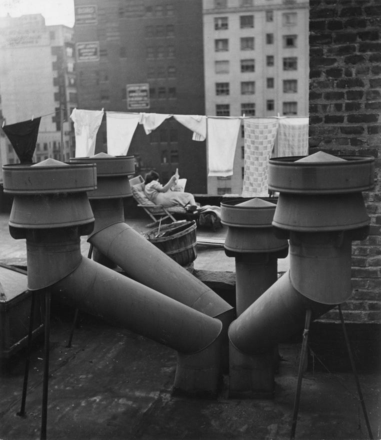New York, 1943