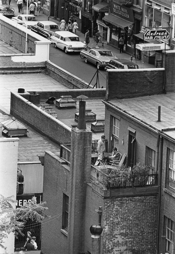 New York, Július 13, 1963