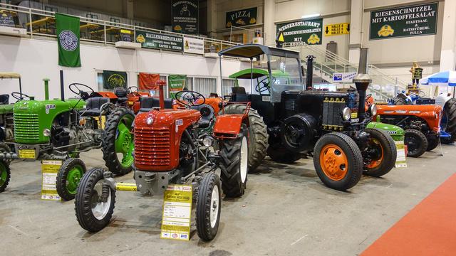 Idén is lesznek traktorok, csak ennél több