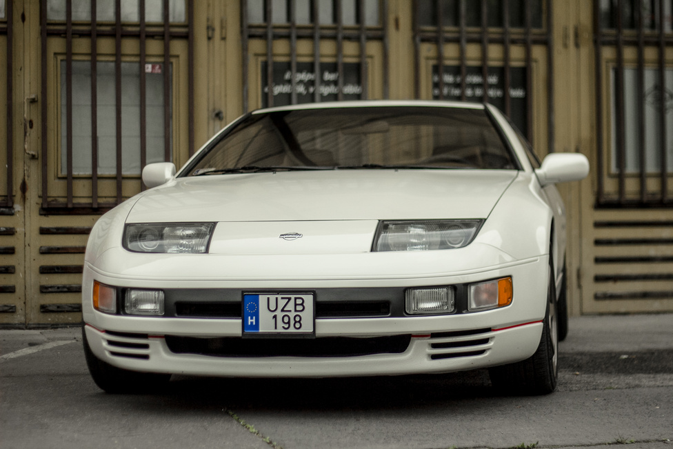 Bár a Supra árnyékából sosem tudott kilépni, a ZX így is egy ritka, ínyenc autó.