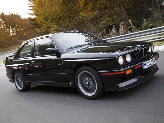 BMW E30 M3 Sport Evolution II