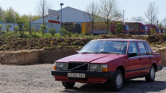A Volvo helyén rövidesen házi gumigyártoda lesz