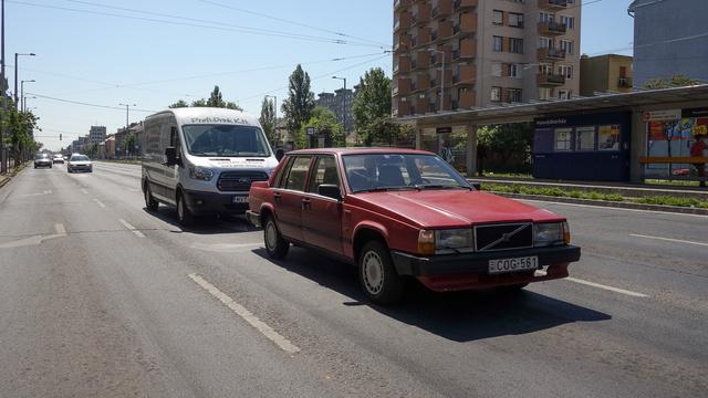Ahol a leggyakrabban jár: Róbert Károly körút, Budapest
