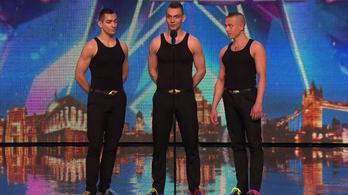 Újra magyar táncosoknak tapsolt fél Anglia