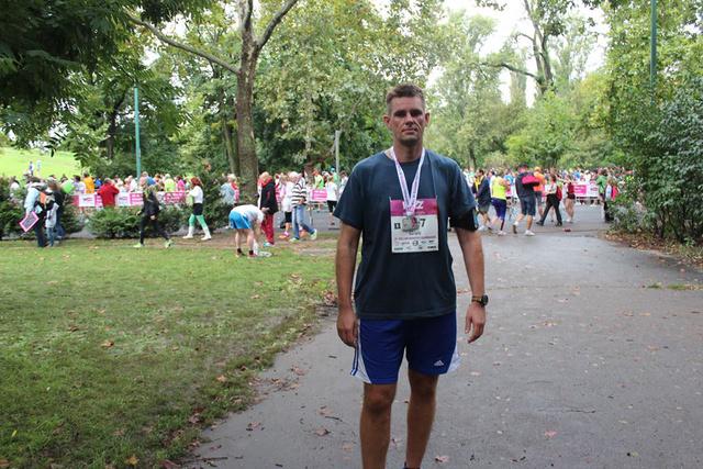 Az első félmaraton