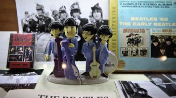 Beatles múzeum nyílt Egerben