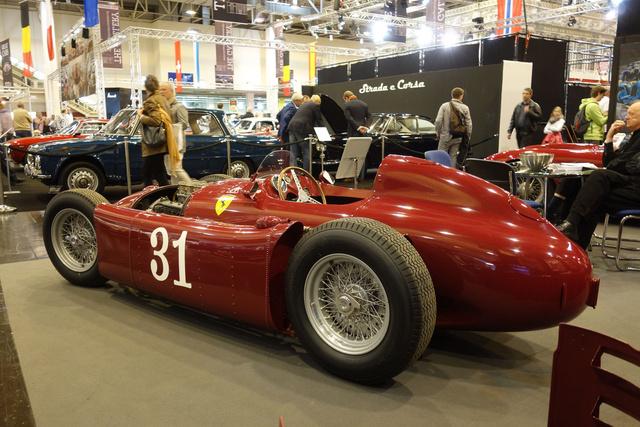 Lancia-Ferrari D50