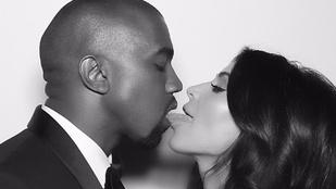 Kim Kardashian már megint nyelvezős képet posztolt