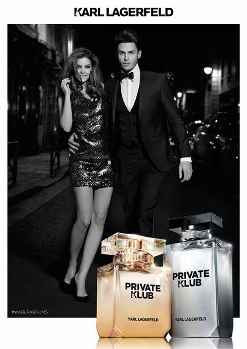 Palvin Barbara és Baptiste Giabiconi parfümkampánya.