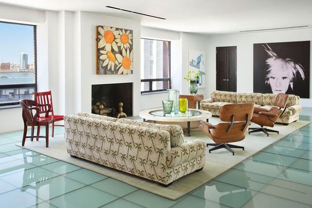 """""""Kortárs remekmű"""" illetve """"""""New York egyik legcsodálatosabb otthona"""" ilyen és ehhez hasonló jelzőkkel illették az ingatlanügynökök a Keresztapa sztárjának városi otthonát."""