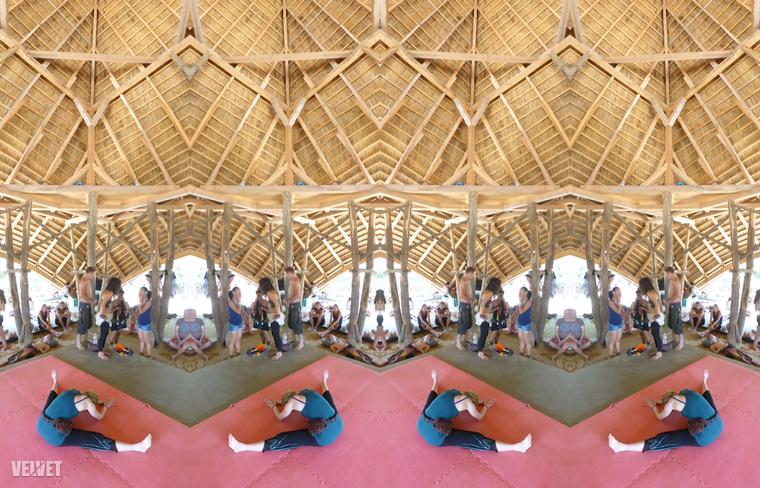 Függőleges panorámaképet is lehet csinálni, és azt meg fekvő képpé lehet sormintává tükrözni