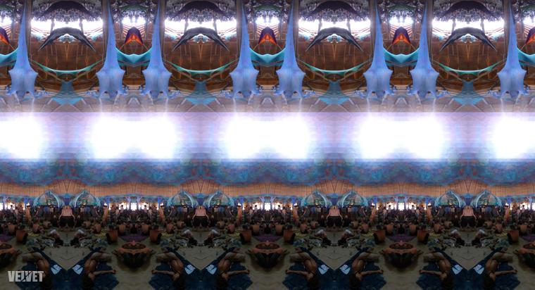 Ön ott volt az idei Ozora fesztiválon? Akkor lehet, hogy ezen a képen valahol ön is rajta van!