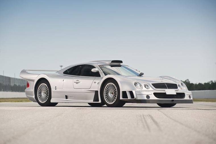 Mercedes CLK GTR: Az igazi ritkaság, összesen 35 darab készült belőle
