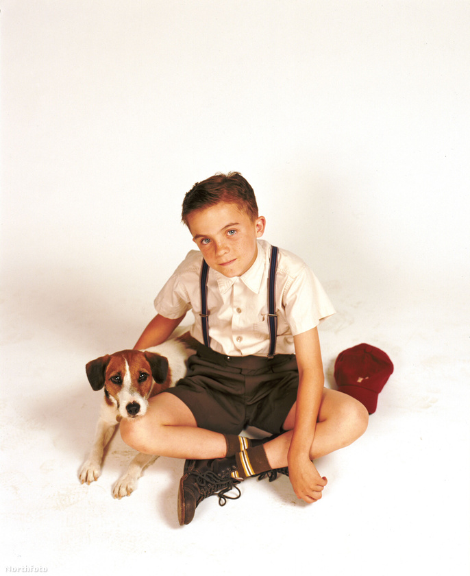 Frankie Muniz 2003-ra a leggazdagabb tini volt Hollywoodban.