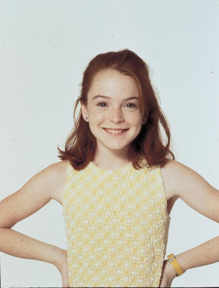 Lindsay Lohan sem gondolta volna, legalábbis amikor még szép, aranyos és tehetséges kislány volt...