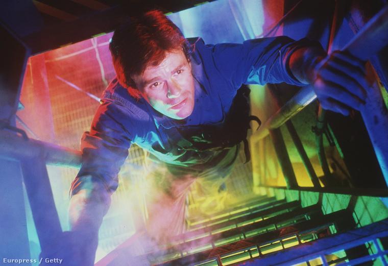 Richard Dean Anderson egyébként már 65 éves, és már két éve nem szerepelt egy sorozatban sem