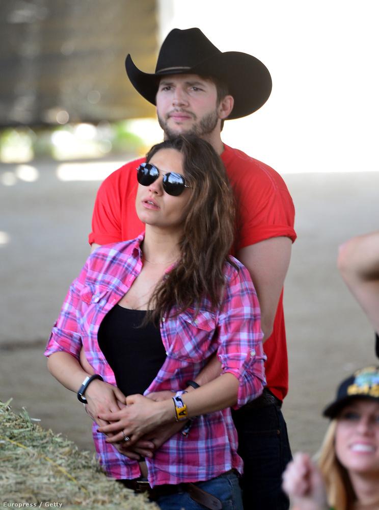 Mila Kunis és Ashton Kutcher esküvőjéről sem tudtunk jó előre