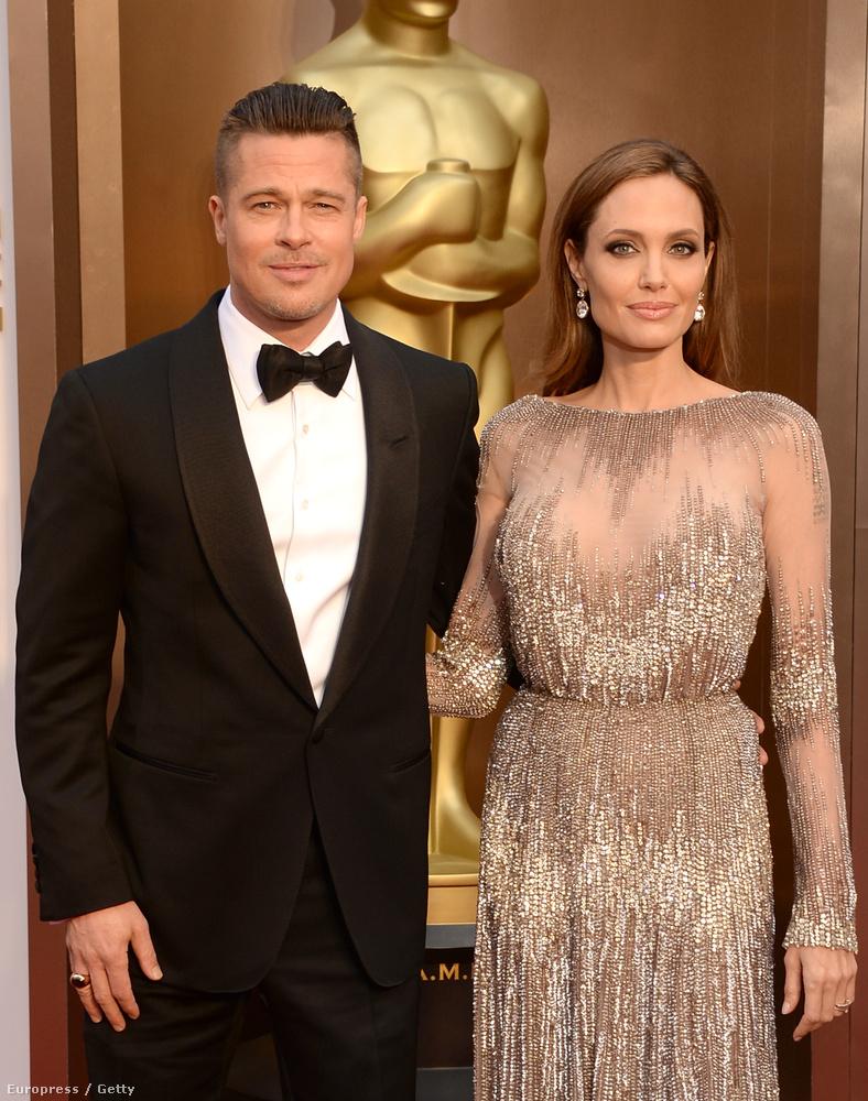 Nem Brad Pitt és Angelina Jolie az egyetlen olyan pár, akik titokban, vagy sok év után keltek egybe