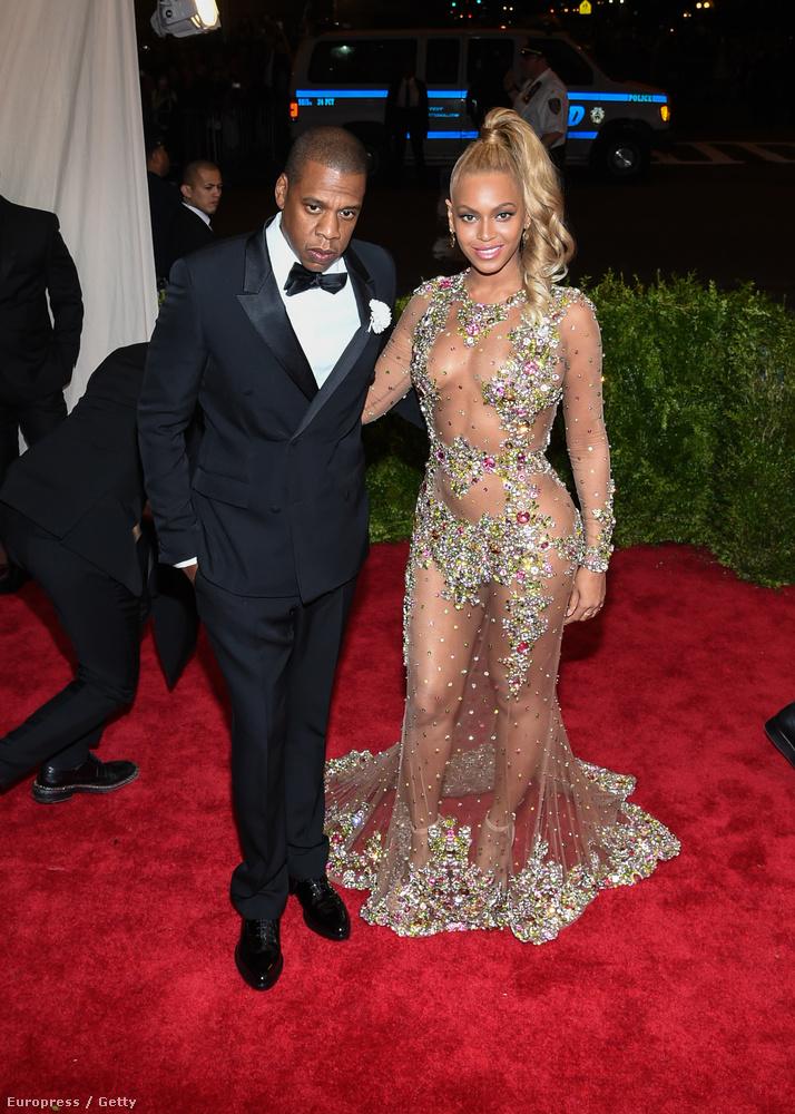 Beyoncé és Jay-Z pontosan 40 vendéget hívtak meg