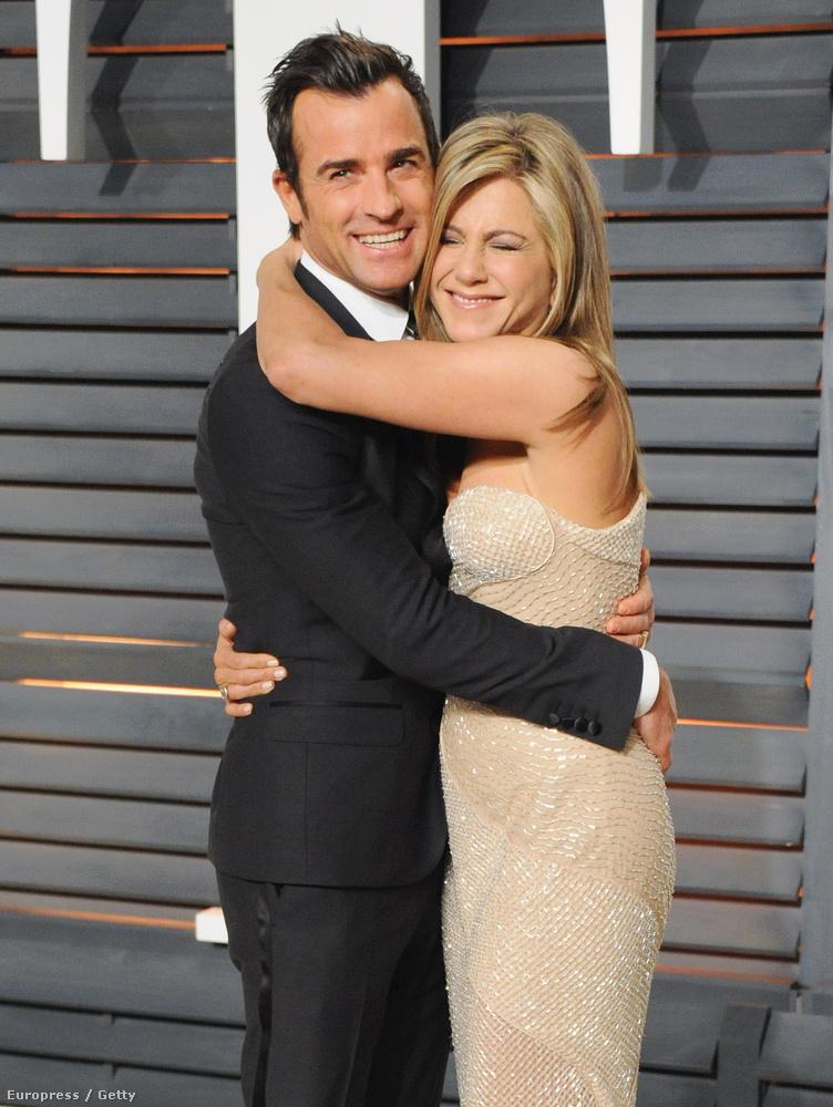 Jennifer Aniston és Justin Theroux 2011-ben kezdtek randizni