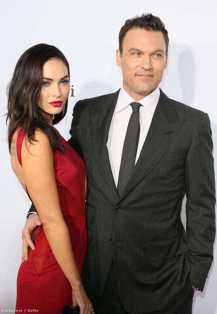Brian Austin Green és Megan Fox házassága már a múlté, ők is viszonylag hosszú idő után keltek egybe
