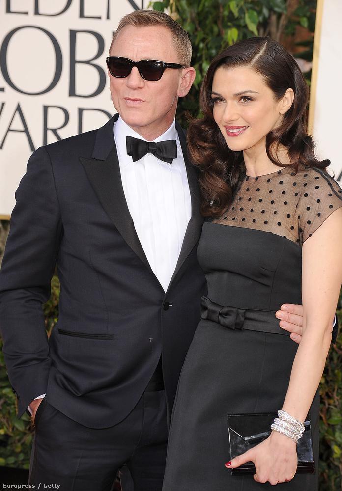 Rachel Weisz és Daniel Craig egy nagyon intim szertartáson házasodtak össze