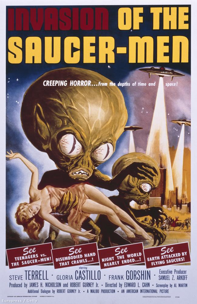 1957 - sajnos ezt a filmet sem mutatták be Magyarországon.