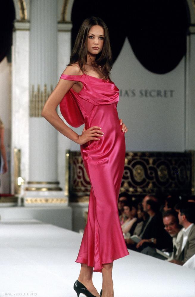 Az első Victoria's Secret bemutatót kereken 20 évvel ezelőtt rendezték meg.