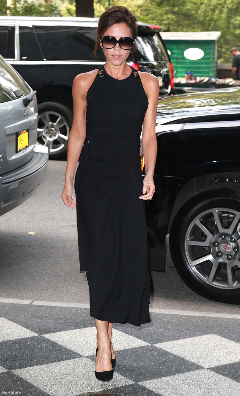 Nem nehéz eldönteni, hogy a modellkedő Jenner lány vagy Victoria Beckham választása volt okosabb.