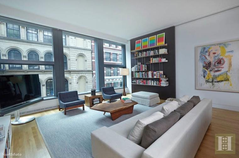 Daniel Radcliffe-nek van egy lakása New Yorkban, amit most kiad