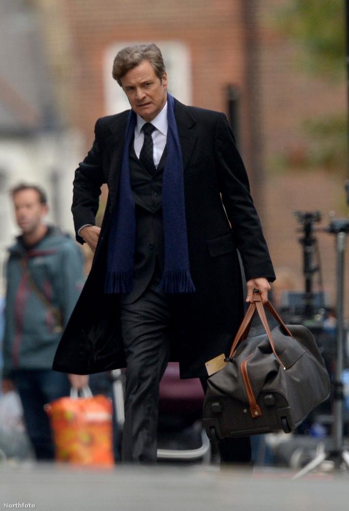 Colin Firth is feltűnt a színen!