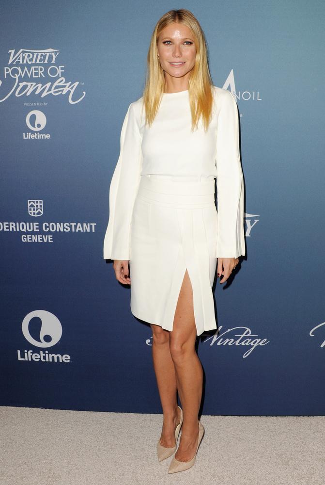 Gwyneth Paltrow leginkább egészséges életmódját hirdeti előszeretettel, most őt is díjazták