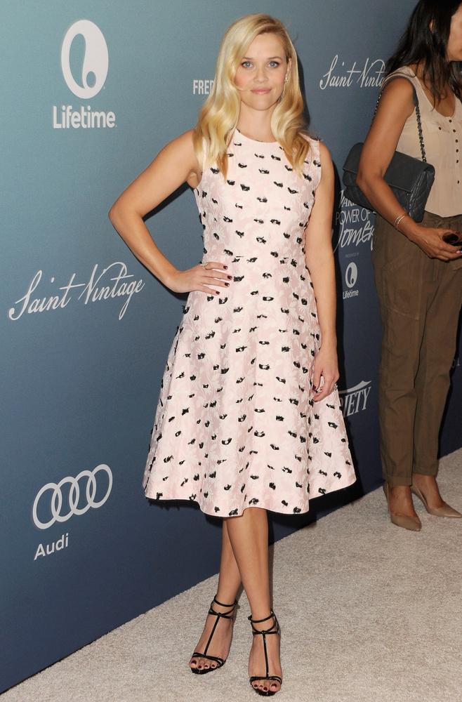 Reese Witherspoont nem kell bemutatni, ő is rengeteget szólalt már fel a gyerekek és nők jogaiért.
