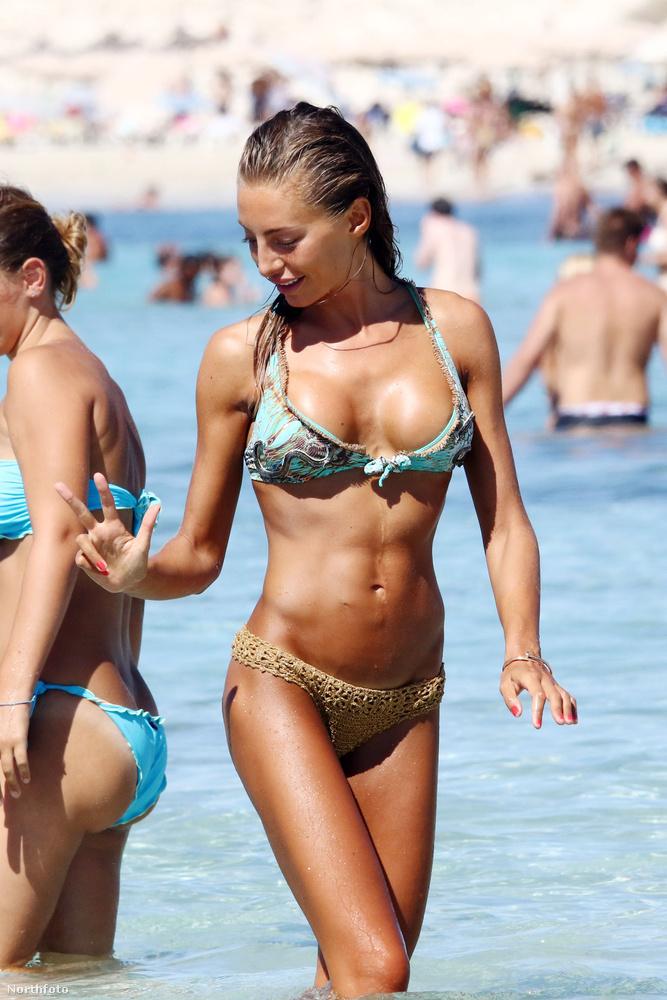 Meg állítólag kavart egy 24 éves olasz modellel, Alessia Tedeschit-vel
