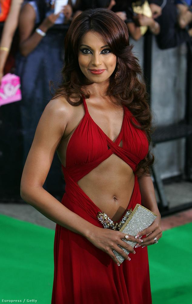 Bipasha Basu egy bollywoodi színésznő, 2007-ben volt valami köztük, ami nem lett volna gáz, ha Basu nem egy másik indiai színésszel járt volna