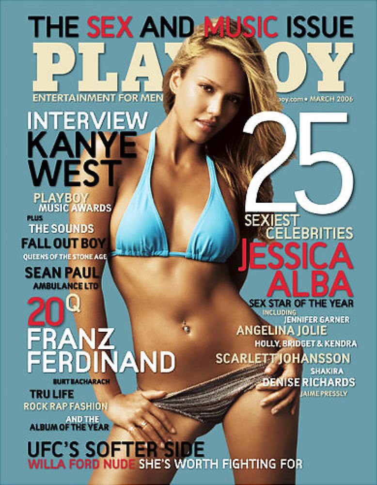 Szintén a címlap körül kialakult botrány miatt volt emlékezetes a 2006 márciusi szám, aminek a címlapján Jessica Alba volt
