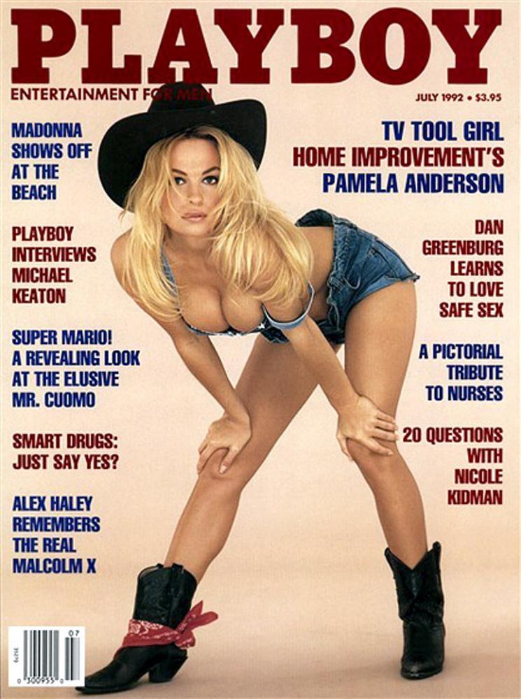 Az igazi dömping ekkoriban indult, hiszen 1992 júliusában is ő volt a címlapon.