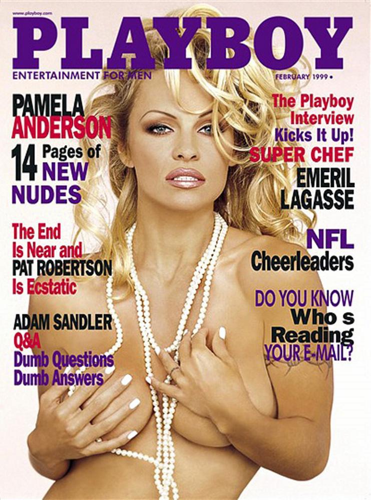 Megint nem telik el sok idő, 1999 februárjában újra címlapon van
