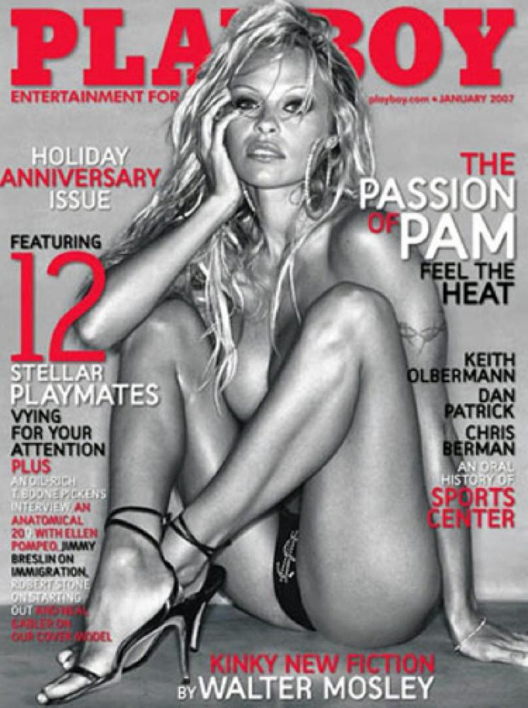 A következő emlékezetes címlapja 2007-ben volt