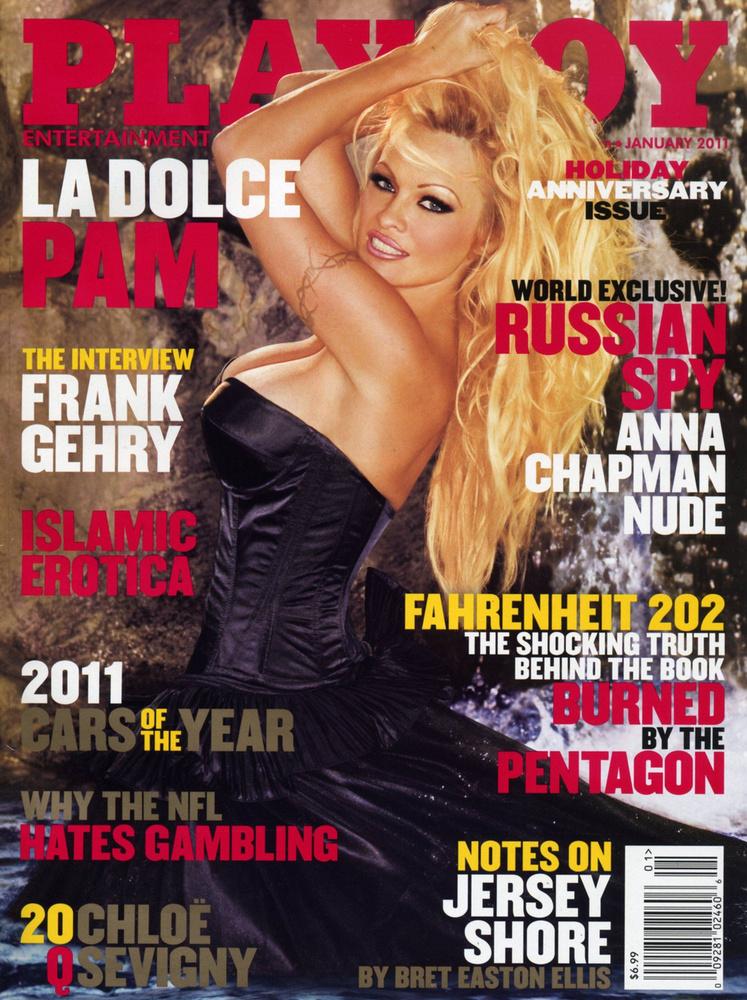Utoljára pedig 2011-ben vetkőzött a lapnak, ezzel beállítva a legidősebb címlaplány amerikai rekordját is a 43 évével