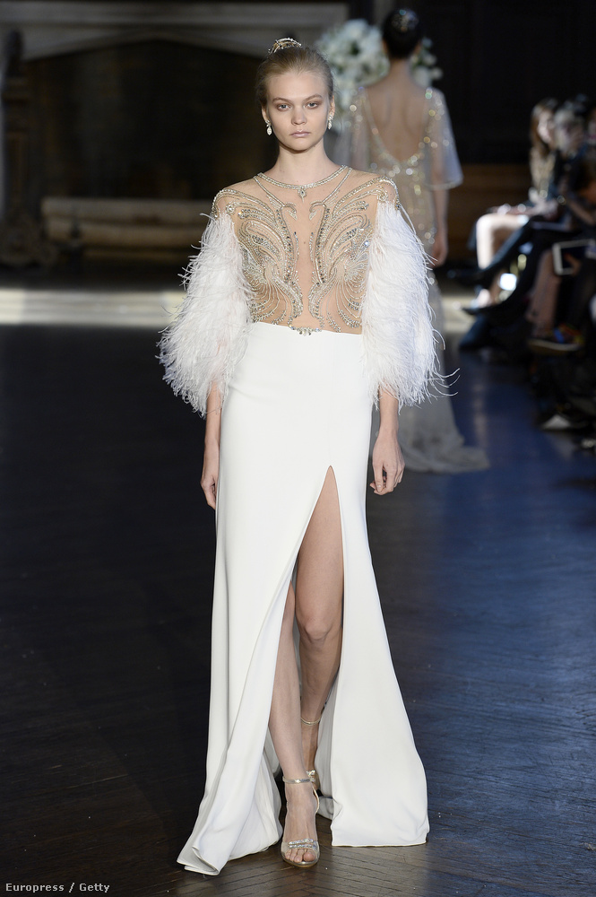 Ez már az Alon Livne White Bridal divatbemutató