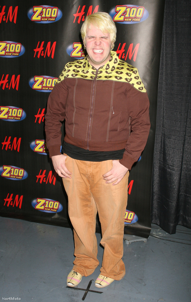 Perez Hiltonnak jó ideig be lehetett szólni a súlya miatt...