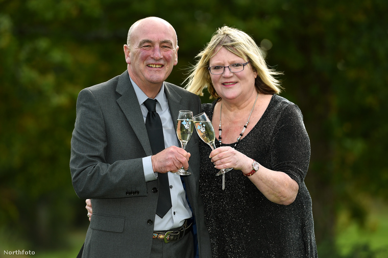 Jane és Alan Slater egy newporti házaspár, akik rendszeresen lottóznak