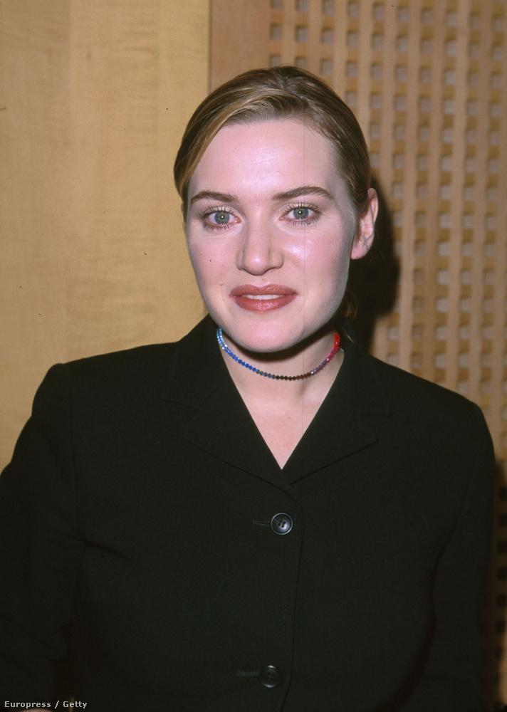 Sajnos tényleg votlak időszakok, mikor Kate Winslet kifejezetten szarul nézett ki