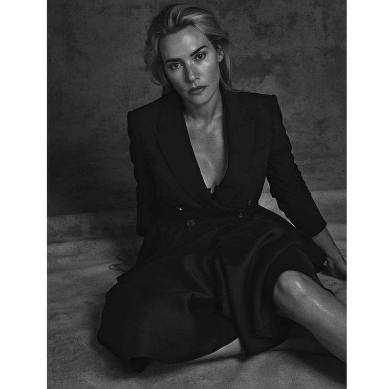 Bizony, Kate Winslet nemrég töltötte be a negyvenet